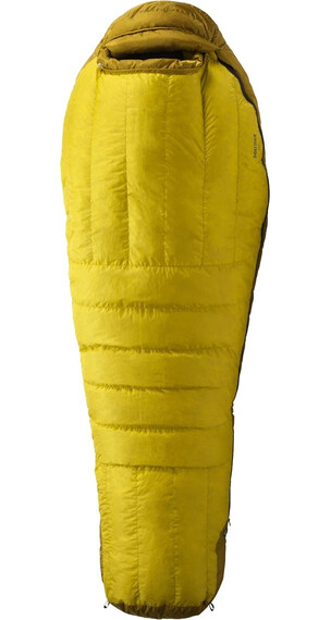Marmot Col MemBrain Yellow Vapor/Green Wheat